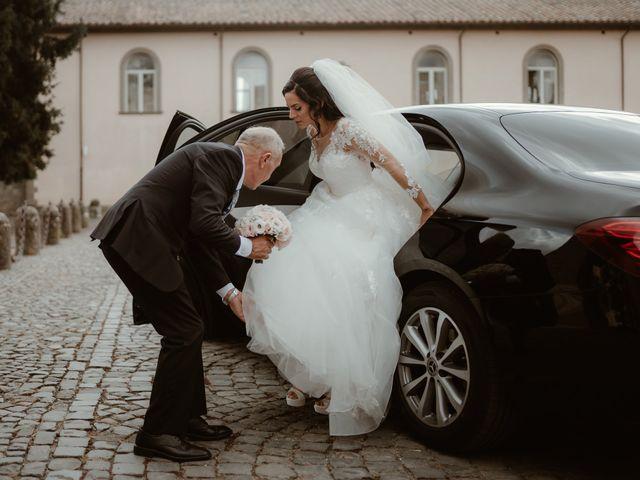 Il matrimonio di Salvatore e Sara a Grottaferrata, Roma 16