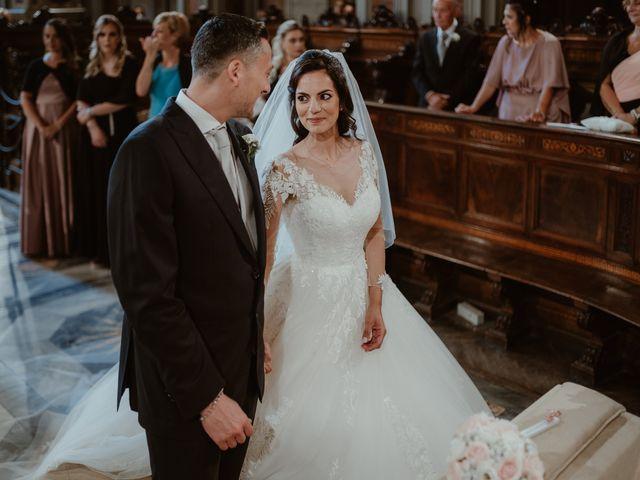 Il matrimonio di Salvatore e Sara a Grottaferrata, Roma 18