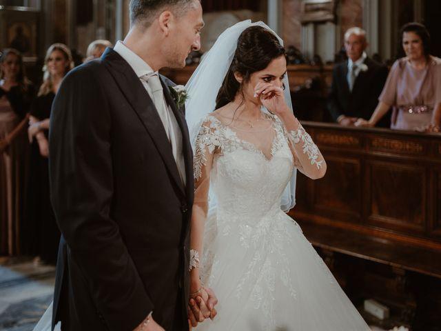Il matrimonio di Salvatore e Sara a Grottaferrata, Roma 19