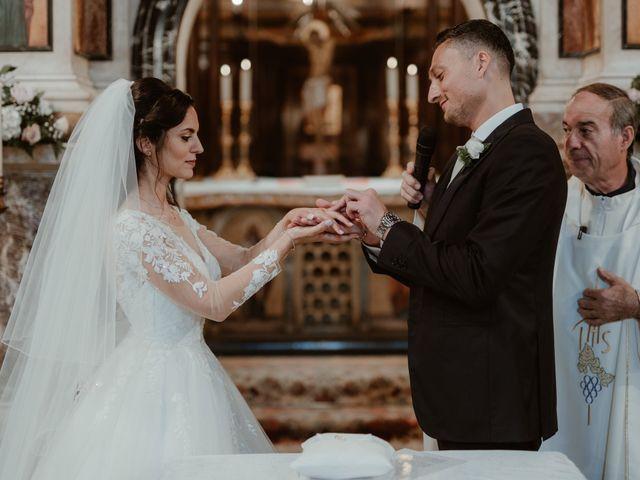 Il matrimonio di Salvatore e Sara a Grottaferrata, Roma 20