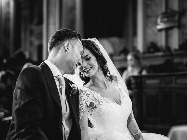 Il matrimonio di Salvatore e Sara a Grottaferrata, Roma 21