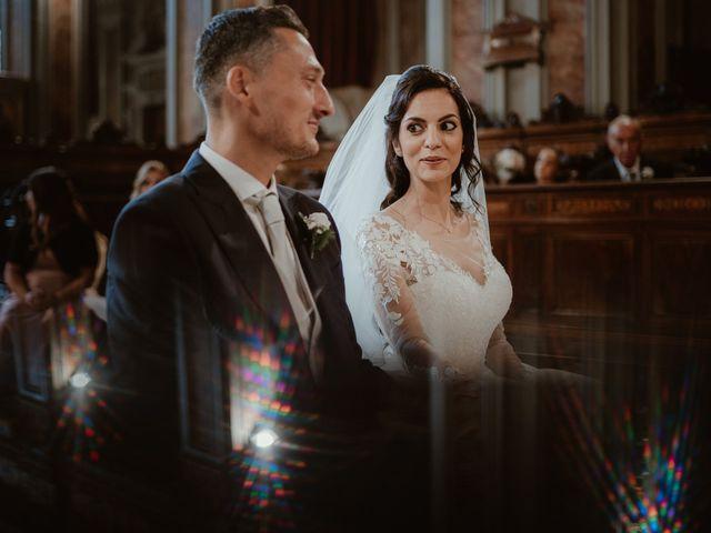 Il matrimonio di Salvatore e Sara a Grottaferrata, Roma 22
