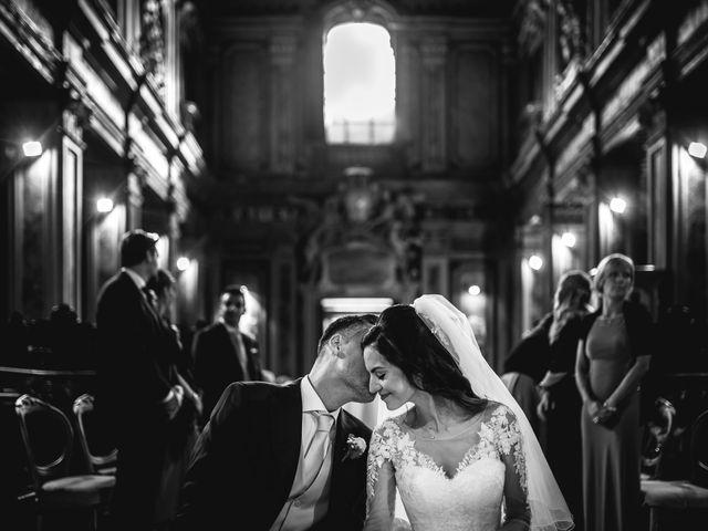 Il matrimonio di Salvatore e Sara a Grottaferrata, Roma 23