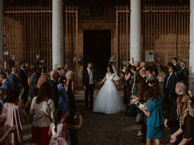 Il matrimonio di Salvatore e Sara a Grottaferrata, Roma 24