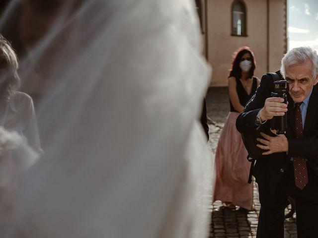 Il matrimonio di Salvatore e Sara a Grottaferrata, Roma 25