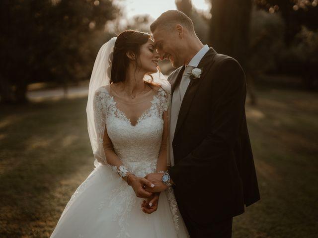 Le nozze di Sara e Salvatore