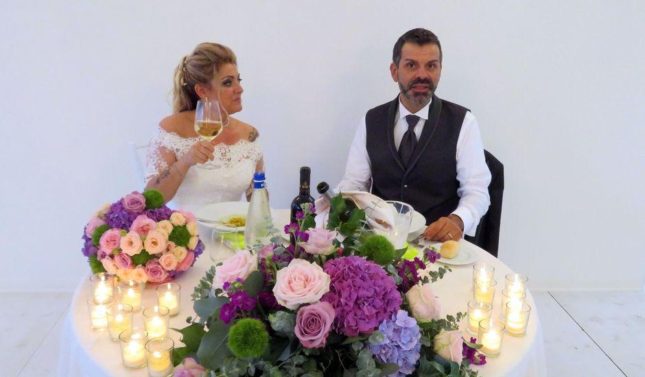 Il matrimonio di Claudio e Giovanna a Volta Mantovana, Mantova