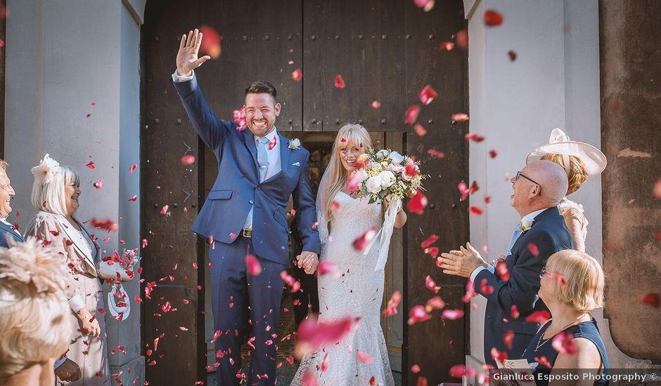 Il matrimonio di Alex e Natalie a Maratea, Potenza