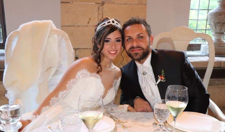 Il matrimonio di Giuseppe e Simona a Lentini, Siracusa