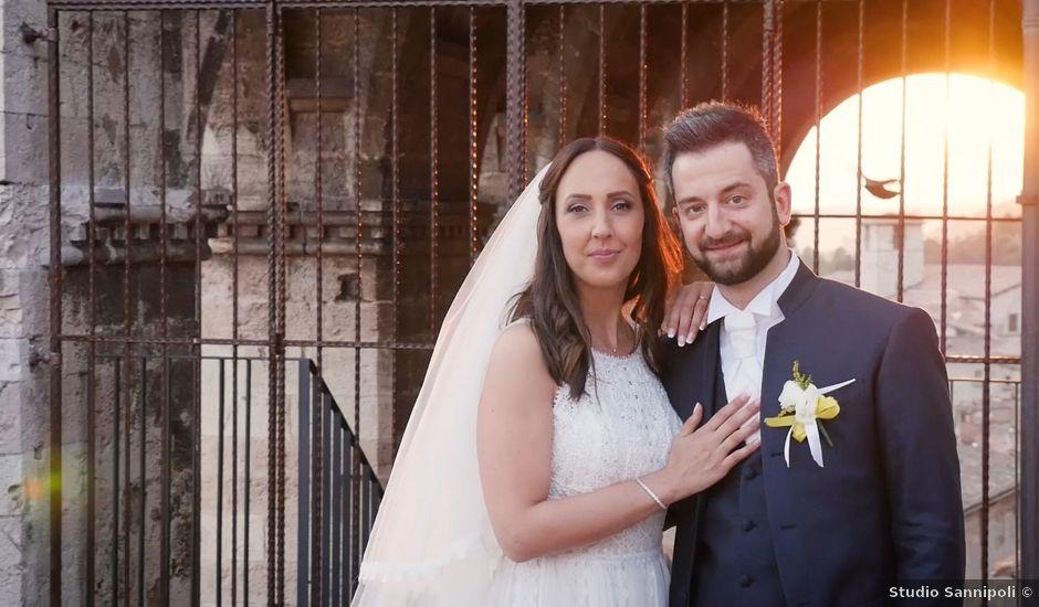 Il matrimonio di Lorenzo e Giusi a Gubbio, Perugia