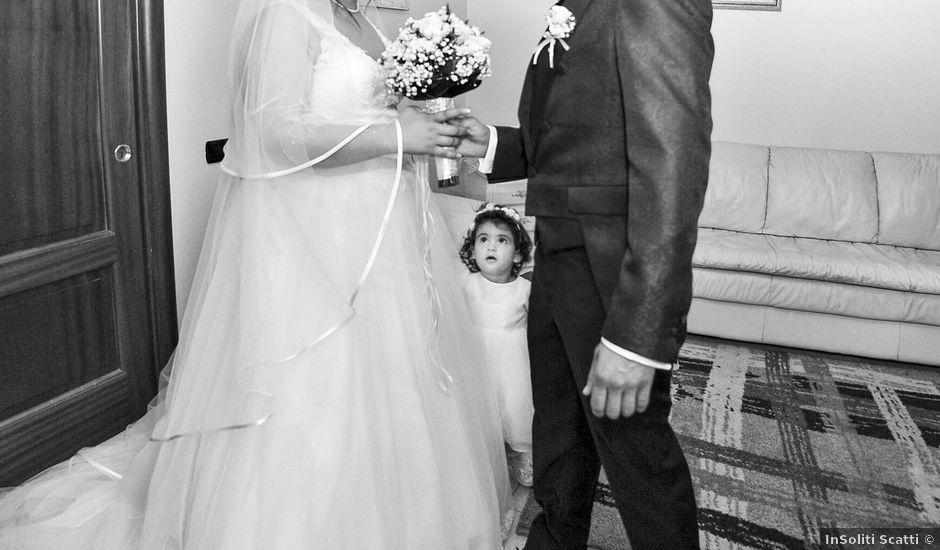 Il matrimonio di Simone e Anna a Maracalagonis, Cagliari
