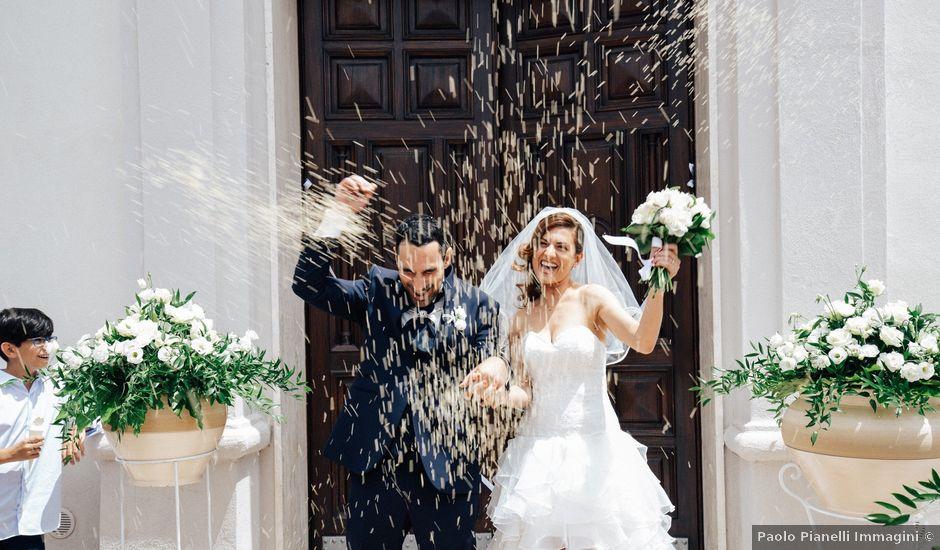 Il matrimonio di Carmine e Antonietta a Grassano, Matera