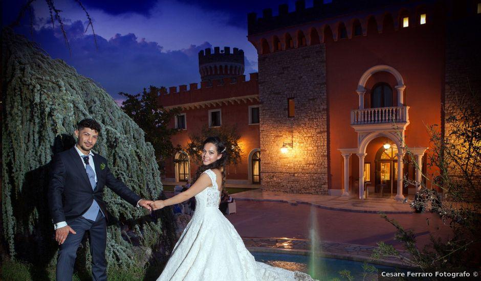 Il matrimonio di Ciro e Maria Carmen a Pietradefusi, Avellino