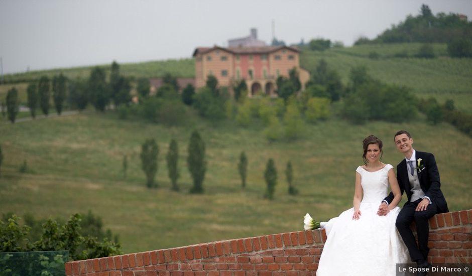 Il matrimonio di Nicola e Simona a Rosignano Monferrato, Alessandria