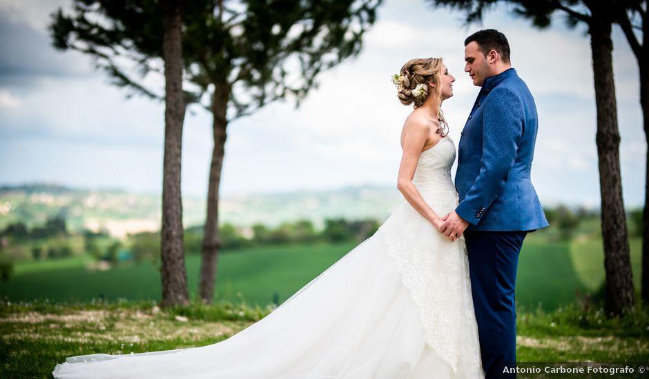 Il matrimonio di Alessandro e Elodie a Pesaro, Pesaro - Urbino