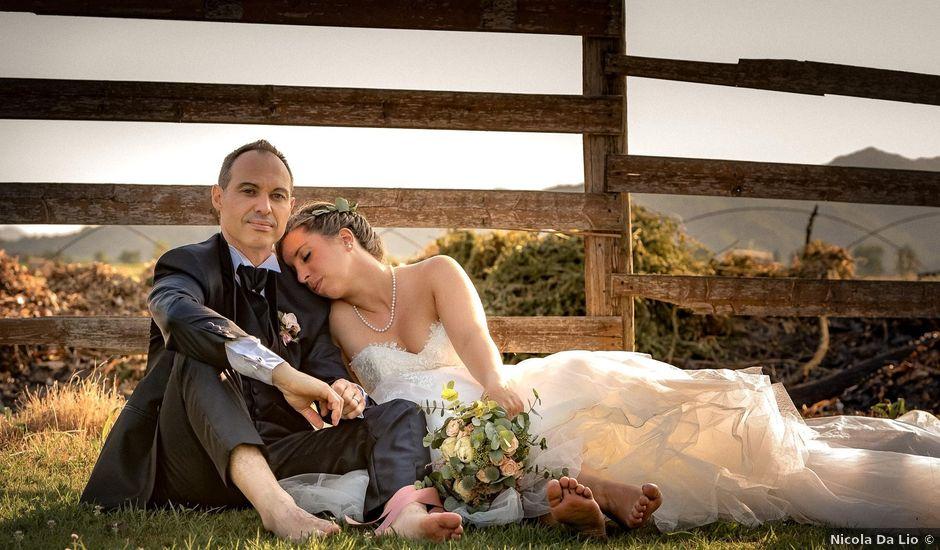 Il matrimonio di Andrea e Elisa a Martellago, Venezia