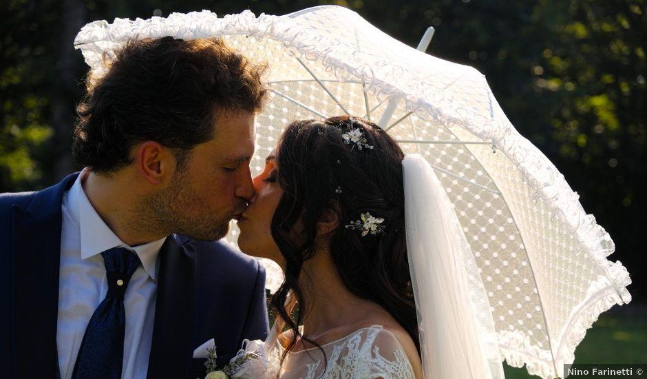 Il matrimonio di Alessandro e Valentina a Melazzo, Alessandria