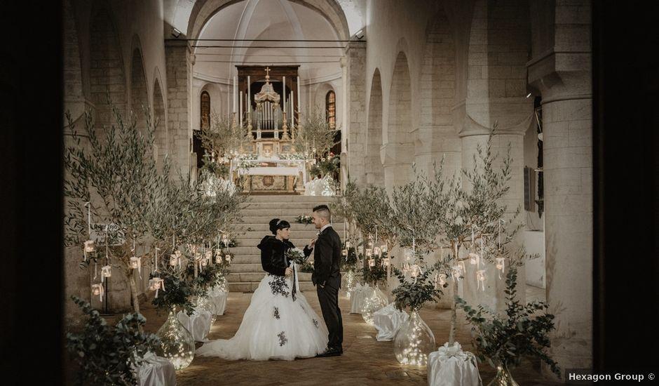 Il matrimonio di Silvia e Stefano a San Severino Marche, Macerata