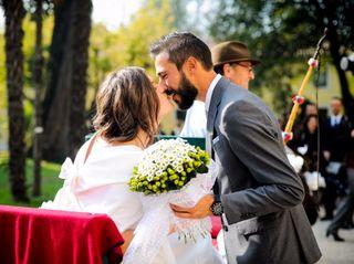 Le nozze di Erika e Nicola 1