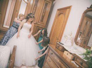 Le nozze di Anna e Corrado 1