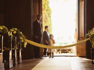 Le nozze di Astrid e Filippo 2