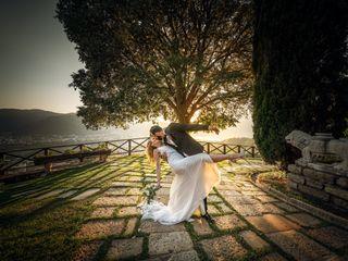 Le nozze di Agnieszka e Emanuel