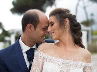 Le nozze di Maria Grazia e Luigi