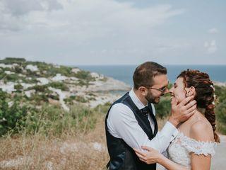 Le nozze di Sara e Pierluigi