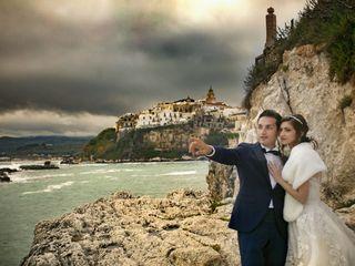Le nozze di Domenico e Michela