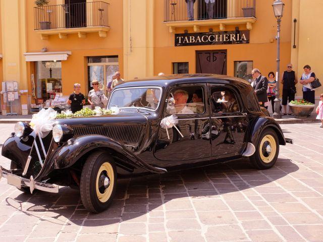 Il matrimonio di Luca e Tiziana a Vasto, Chieti 13