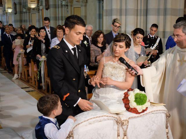 Il matrimonio di Luca e Tiziana a Vasto, Chieti 15