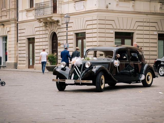 Il matrimonio di Luca e Tiziana a Vasto, Chieti 17