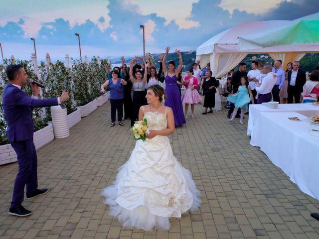 Il matrimonio di Luca e Tiziana a Vasto, Chieti 25