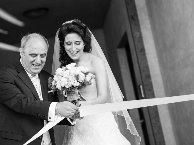 Il matrimonio di Fabio e Giulia a Viterbo, Viterbo 13