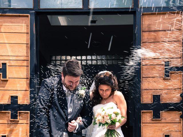 Il matrimonio di Fabio e Giulia a Viterbo, Viterbo 16