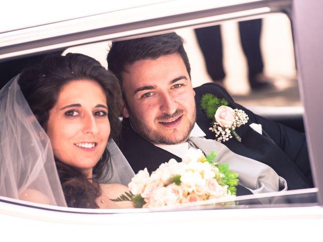 Il matrimonio di Fabio e Giulia a Viterbo, Viterbo 18