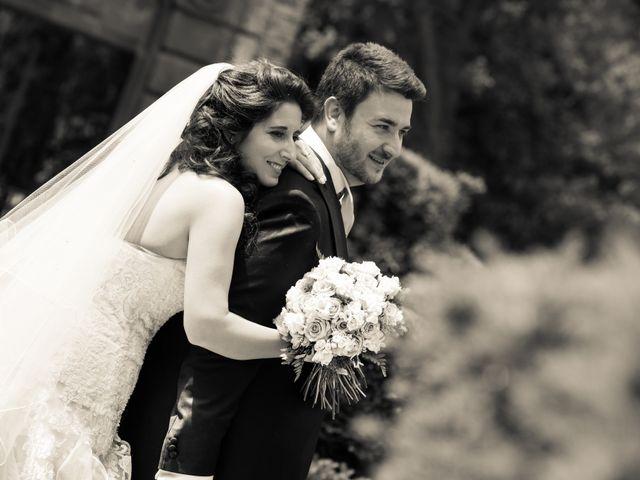 Il matrimonio di Fabio e Giulia a Viterbo, Viterbo 19