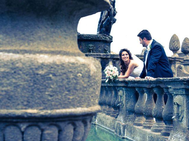 Il matrimonio di Fabio e Giulia a Viterbo, Viterbo 20