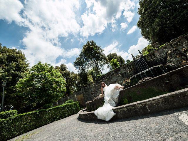 Il matrimonio di Fabio e Giulia a Viterbo, Viterbo 21