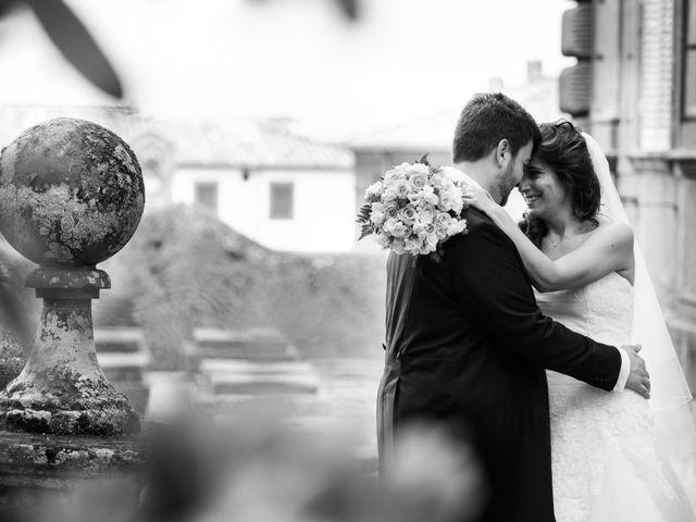 Il matrimonio di Fabio e Giulia a Viterbo, Viterbo 22