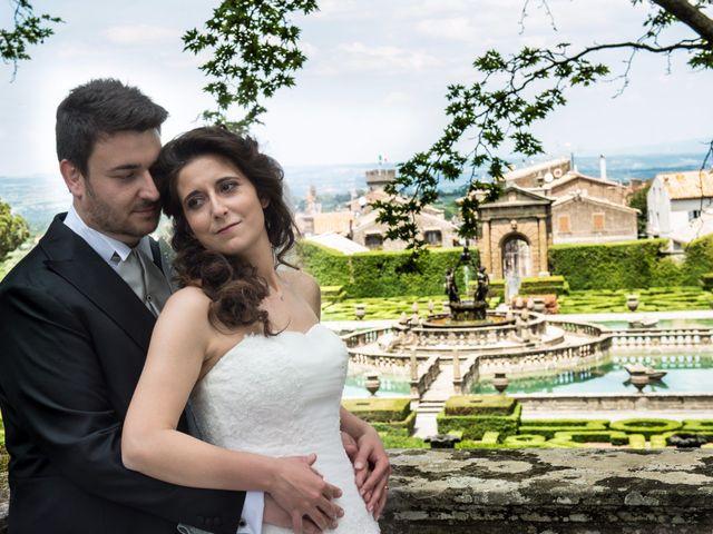 Il matrimonio di Fabio e Giulia a Viterbo, Viterbo 23
