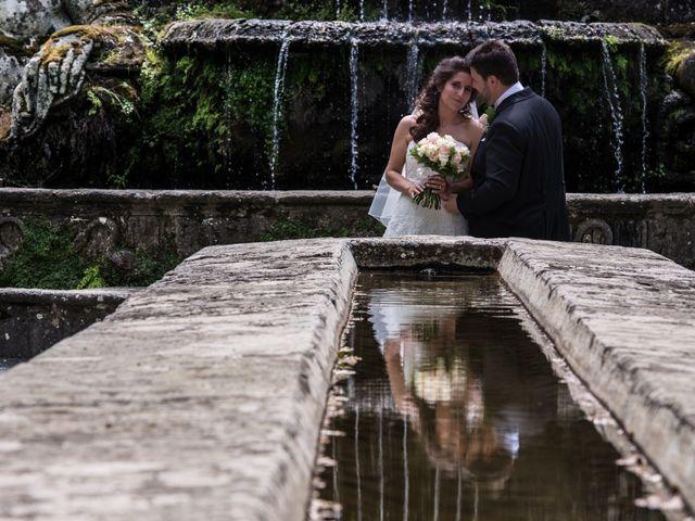 Il matrimonio di Fabio e Giulia a Viterbo, Viterbo 24