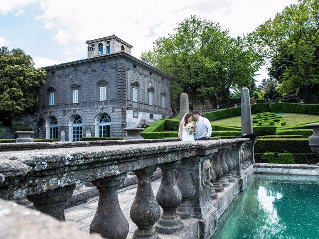 Il matrimonio di Fabio e Giulia a Viterbo, Viterbo 26