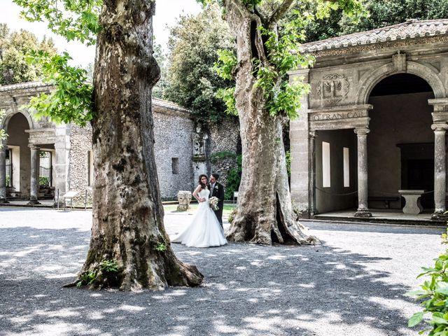 Il matrimonio di Fabio e Giulia a Viterbo, Viterbo 27