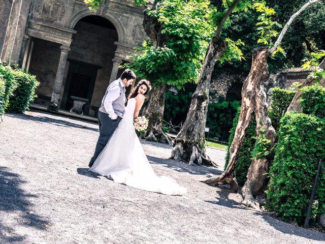 Il matrimonio di Fabio e Giulia a Viterbo, Viterbo 29