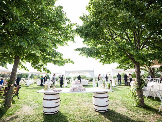 Il matrimonio di Fabio e Giulia a Viterbo, Viterbo 31