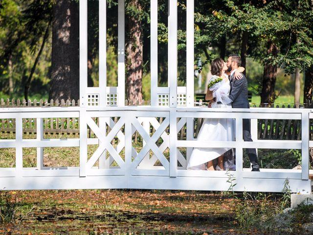 Il matrimonio di Nicola e Erika a Brugnera, Pordenone 11