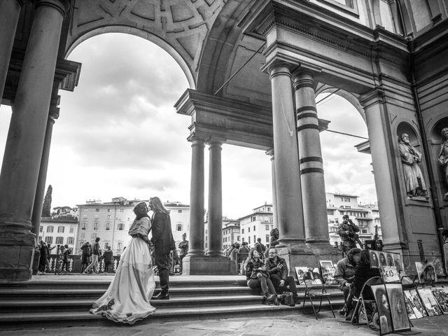 Il matrimonio di Paolo e Barbara a Firenze, Firenze 2