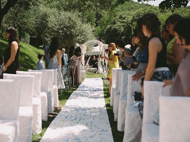 Il matrimonio di Stefano e Paola a Brescia, Brescia 34