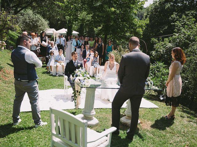 Il matrimonio di Stefano e Paola a Brescia, Brescia 44